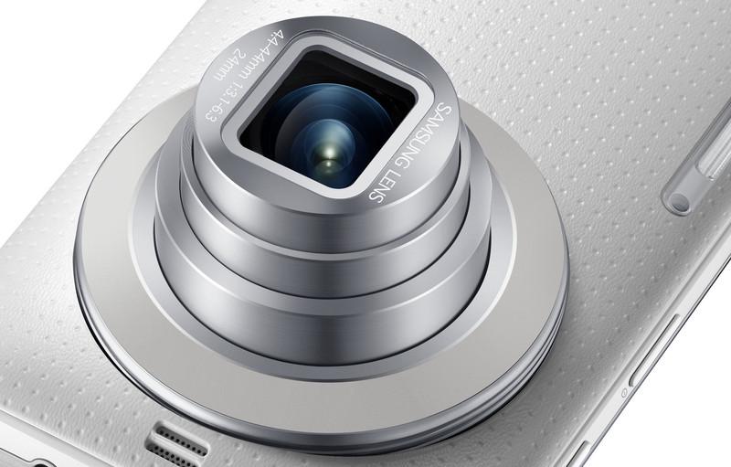 Samsung Galaxy K Zoom. Fot.: materiały producenta