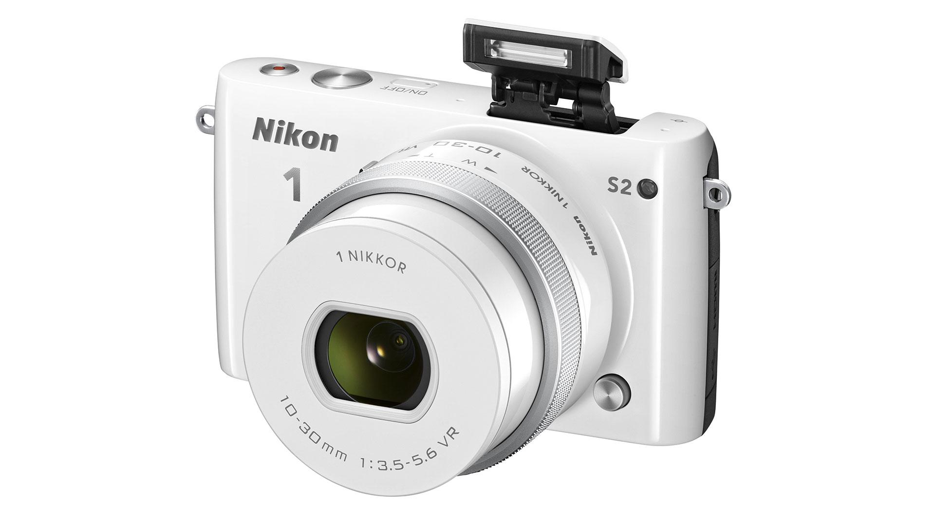 Nikon 1 S2 - fot.: materiały producenta