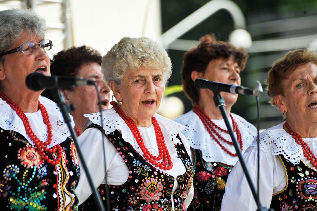 51 Tydzień Kultury Beskidzkiej - Wisła 2014