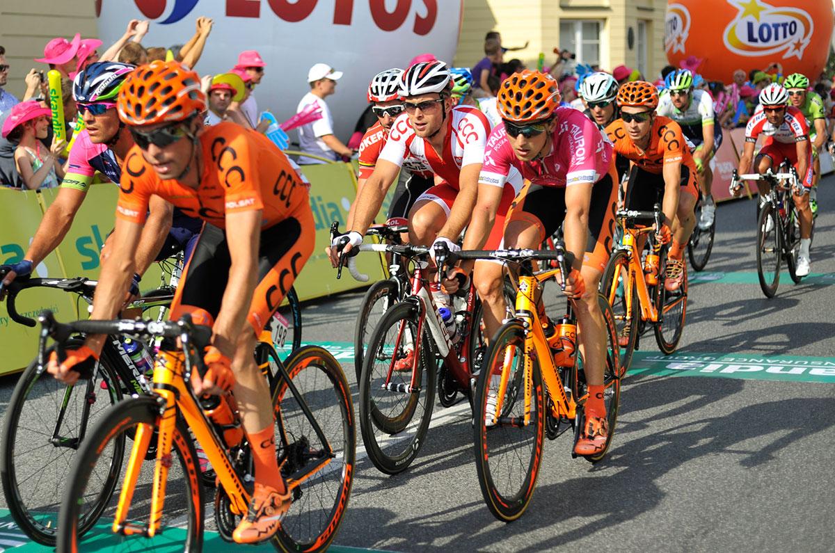 71. Tour de Pologne Warszawa