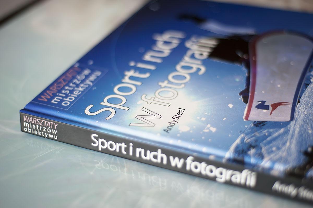 Andy Steel - Sport i ruch w fotografii