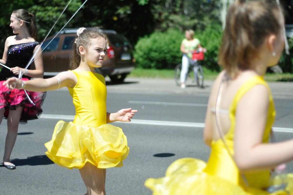 40 lat Ursynowa - parada - zdjęcia