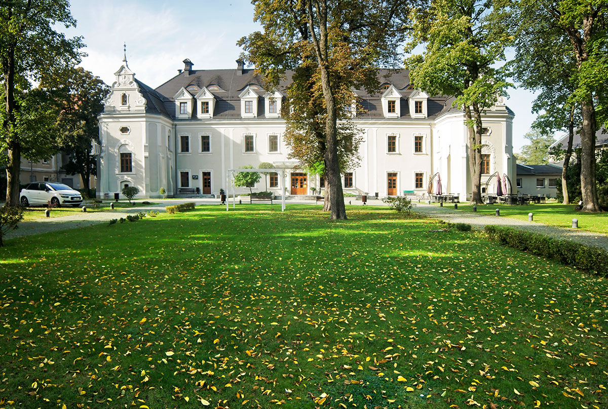 Zamek Lubliniec / Zamek w Lublińcu