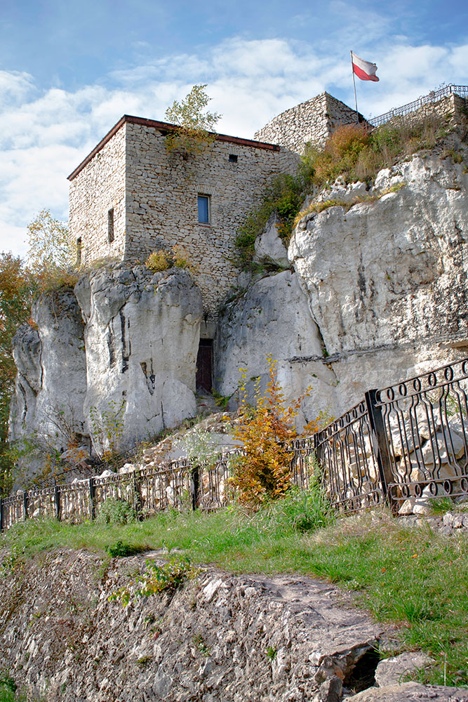 Zamek Bąkowiec, Orle Gniazda